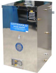 Standard Dairy Water Heater