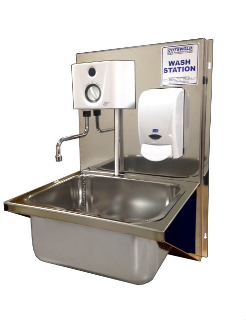 Wash Station   Parlour & Dairy Accessories
